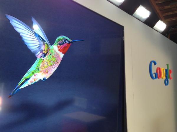 Google Hummingbird 1